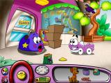 Putt-Putt: Pep's Birthday Surprise Windows Putt-Putt needs to help get the key away from this bird...