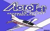 Acrojet Commodore 64 Loader