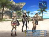 Final Fantasy XII PlayStation 2 Meet the cast: Ashe, Fran and Penelo