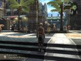 Final Fantasy XII PlayStation 2 Lively city of Rabanastre