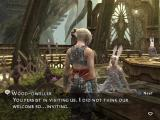 Final Fantasy XII PlayStation 2 The Viera village of Eruit