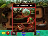 JumpStart Animal Adventures Windows Learning about the ant colony by experiencing life underground