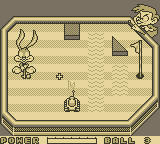 Tiny Toon Adventures: Wacky Sports Game Boy Golf