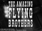 The Amazing Flying Brothers Windows Title screen