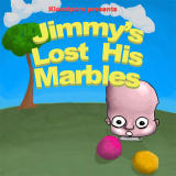 Jimmy's Lost His Marbles Windows Title screen