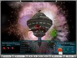 Galactic Civilizations II: Dark Avatar Windows Attacking and destroying a starbase!