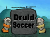 Druid Soccer Windows Title screen