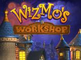 WizMo's Workshop: Dragons of Frozzbokk Windows Wizmo's title screen