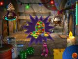 "WizMo's Workshop: Dragons of Frozzbokk Windows Looks like Legos! Mousinni says: ""I bet that you are part mouse, no?"""