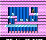Fire 'n Ice NES One of the easier levels (world 1)