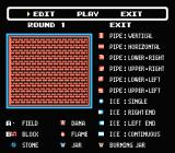 Fire 'n Ice NES Edit mode