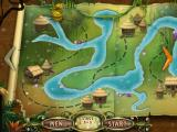 Rainforest Cascade Windows The game map