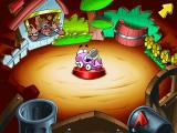 Putt-Putt Joins the Circus Windows Putt-Putt gets to throw pies...