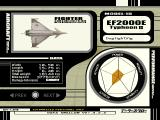 Ace Combat 3: Electrosphere PlayStation Aircraft selection