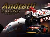 Andretti Racing PlayStation Title screen