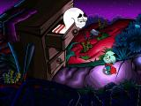 Pajama Sam: Life is Rough When You Lose Your Stuff Windows This sock is lonely for its dirty mate.
