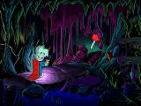 Pajama Sam: Life is Rough When You Lose Your Stuff Windows Fireflies in a jar light up this dark place for Sam.