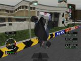 Andretti Racing PlayStation An accident