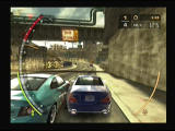 Need for Speed: Most Wanted PlayStation 2 Drag Race