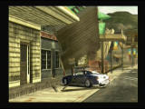 Need for Speed: Most Wanted PlayStation 2 Oops, i broke a roof