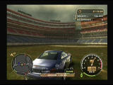 Need for Speed: Most Wanted PlayStation 2 Stadium is accessible