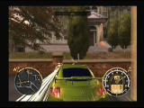 Need for Speed: Most Wanted PlayStation 2 I hit a wall with full speed