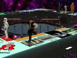 Star Wars: Monopoly Windows Motion-blur effect is used at every step.