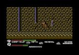 Garfield: Big, Fat, Hairy Deal Commodore 64 Twisting, turning, through the sewer