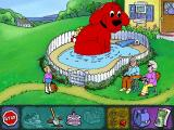 Clifford the Big Red Dog: Thinking Adventures Windows ...and maybe they'll let you wash Clifford in their pool
