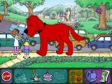 Clifford the Big Red Dog: Thinking Adventures Windows Traffic comes screeching to a halt when Clifford retrieves a scarf from a tree across the road