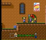 Krusty's Fun House SNES I've led the rats to Bart's machine