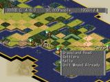 Sid Meier's Civilization II PlayStation Settlers are building roads around Cardiff.