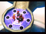 Chrono Cross PlayStation Using a teleporter