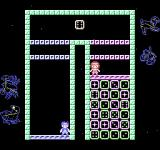Palamedes II: Star Twinkles NES It looks dark for player 2