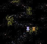Palamedes II: Star Twinkles NES Going for a quest... against a teddy bear in the zodiak?