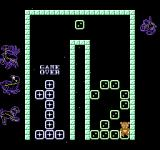 Palamedes II: Star Twinkles NES Game over