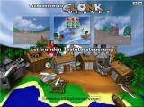 Clonk Planet Windows Level selection