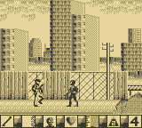 Spider-Man 2 Game Boy City Streets