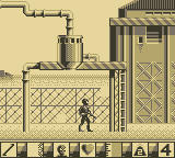 Spider-Man 2 Game Boy Factory Area
