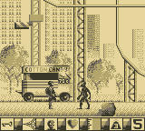 Spider-Man 2 Game Boy Fairgrounds