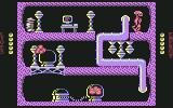 Agent X II: The Mad Prof's Back! Commodore 64 Level 2