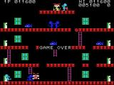 Mouser MSX Game over