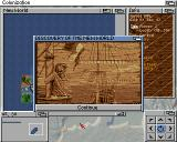 Sid Meier's Colonization Amiga After a short voyage you come across a New World