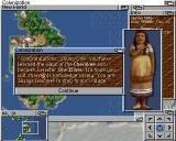 Sid Meier's Colonization Amiga Sending a settler to an Indian village allows them to be trained in that village's speciality