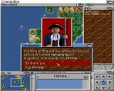Sid Meier's Colonization Amiga From time to time your King makes you some generous offers but are they worth it?