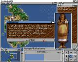 Sid Meier's Colonization Amiga Keeping on the friendly side of the native's has its benefits and of course you don't need lots of soldiers