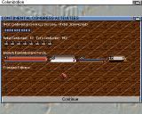 Sid Meier's Colonization Amiga Various info menus are available to gauge your progress