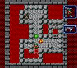 Little Magic SNES Walking overr collapsing tiles