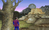 Ringworld: Revenge of the Patriarch DOS The Chmeee fortress