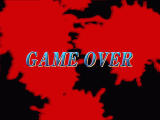 DBVR Windows Game Over screen